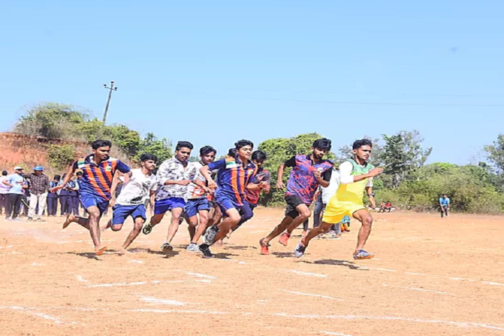 Sri Jagadguru Chandrashekhara Bharathi Memorial Pre University College-Sports