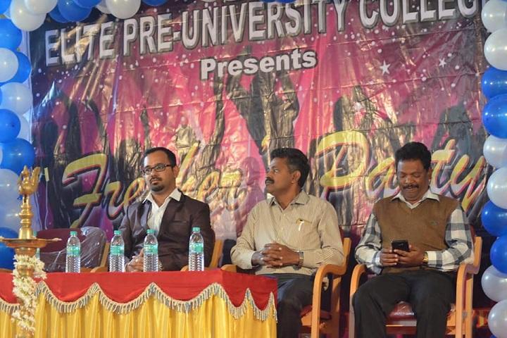 Elite Pre University College-Programme