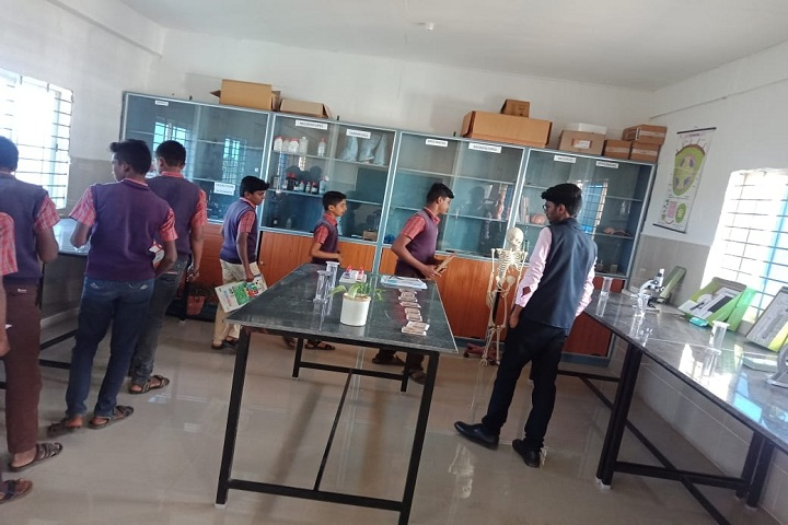 DVS Pre University College-Biology Laboratory
