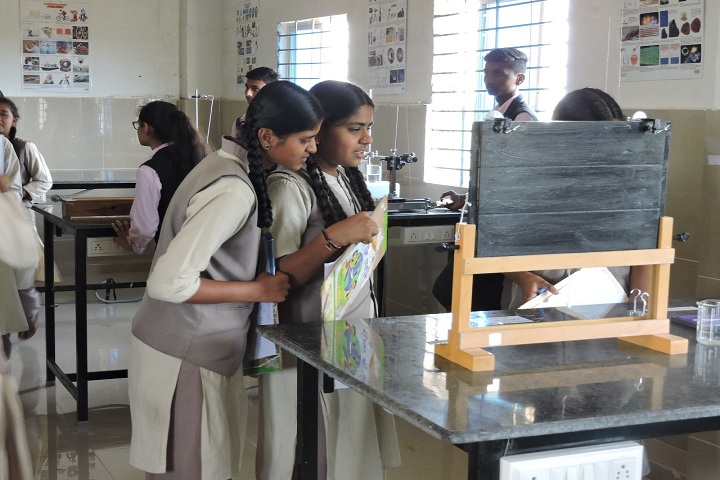 DVS Pre University College-Laboratory