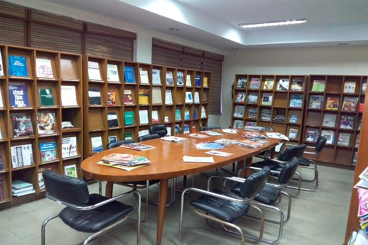 DVS Pre University College-Library