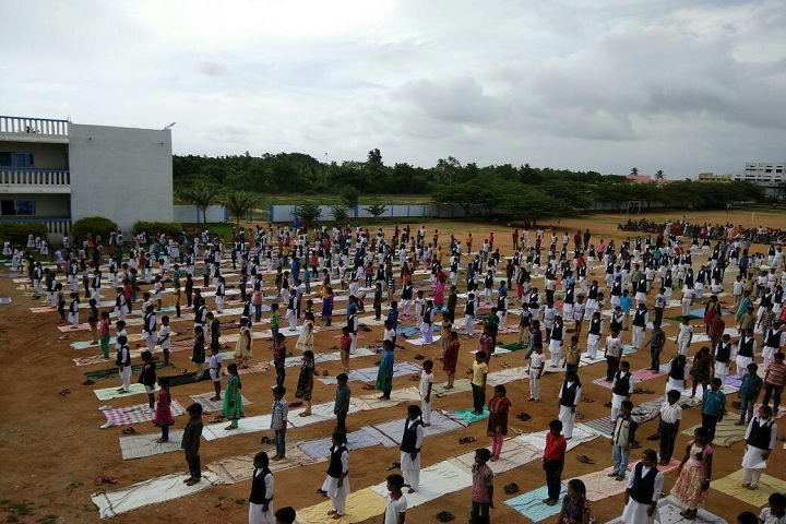 DVS Pre University College-Yoga