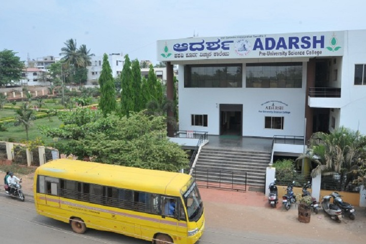 Adarsh Pre University Science College-Campus-View