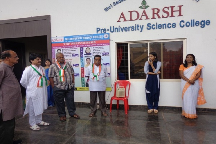 Adarsh Pre University Science College-Independance Day