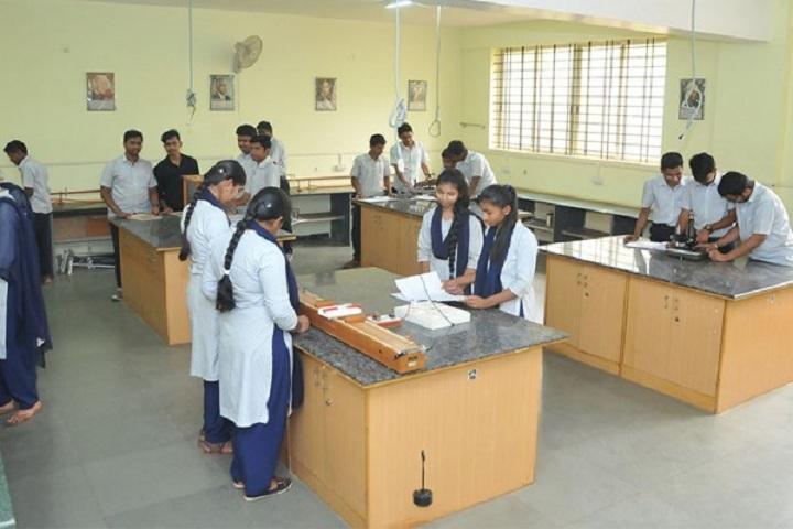 Adarsh Pre University Science College-Physica Laboratory