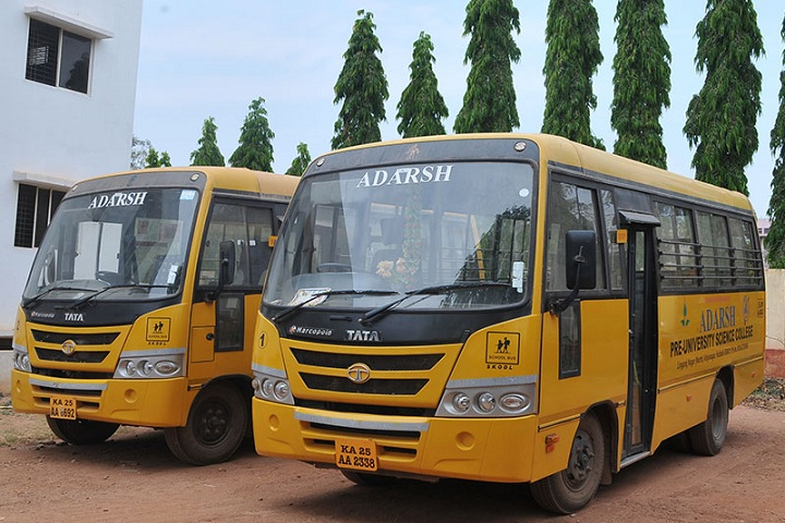 Adarsh Pre University Science College-Transport