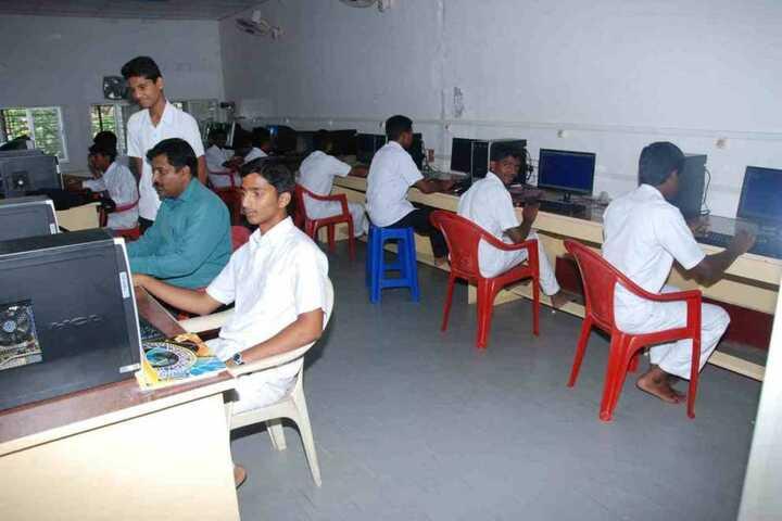 Vishwamanava Pre-University College-Computer Lab