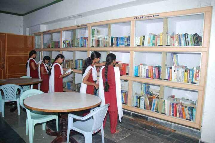 Vishwamanava Pre-University College-Library