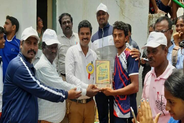 Aradhana Pre-University College-Winner