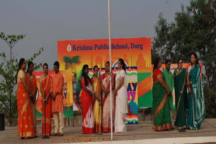 Prism Public School-Independence Day
