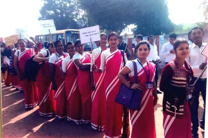 Prism Public School-Rally