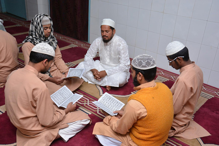 Global Shaheen Pre-University College-Arabi Classes