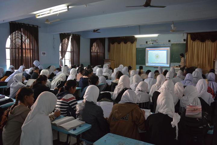 Global Shaheen Pre-University College-Digital Classroom