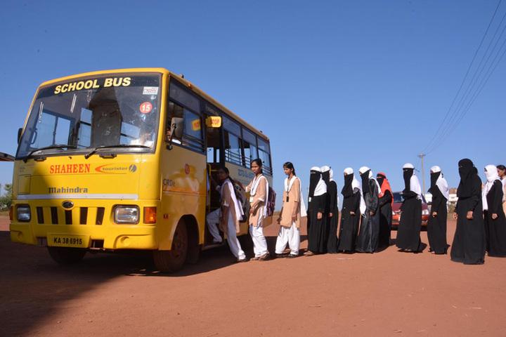 Global Shaheen Pre-University College-Transportation