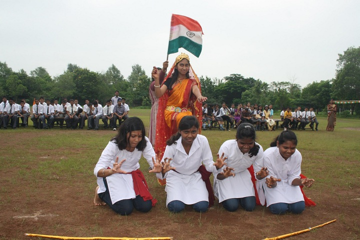 Radiant Public School-Independents Day Celebrations