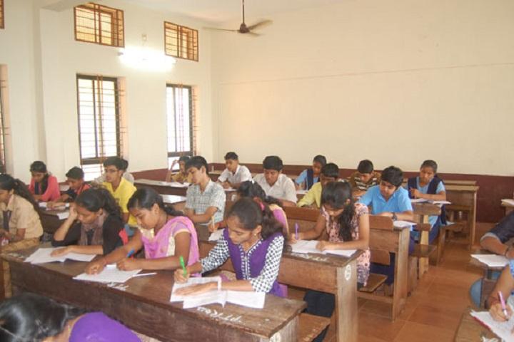 Vivekananda Pre University College-Classroom