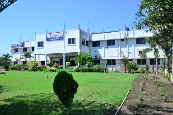 Rise And Shine Convent School-Campus