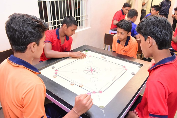 Rise And Shine Convent School-Indoor Games