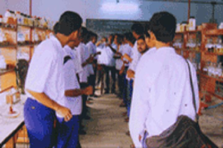 Arambagh High School-Chemistry Laboratory