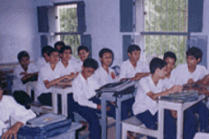 Arambagh High School-Classroom