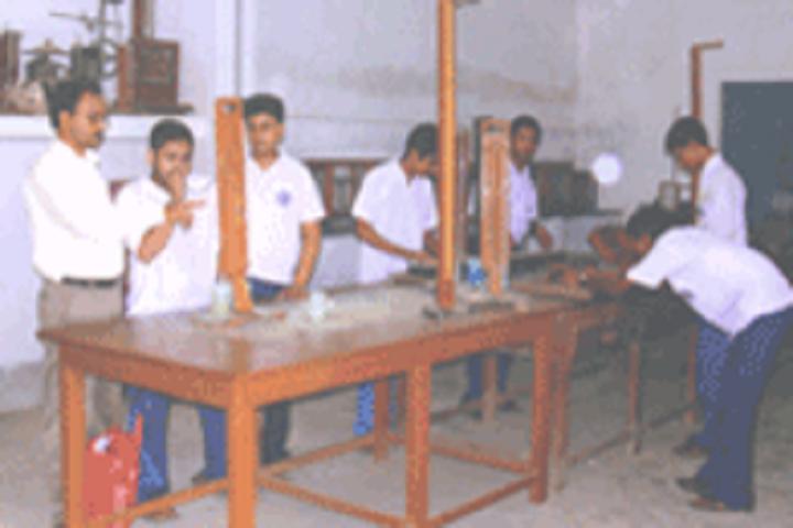 Arambagh High School-Laboratory