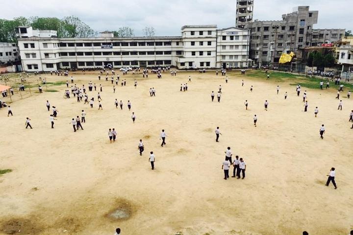 Arambagh High School-Playground