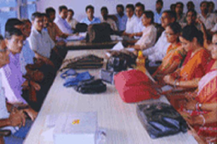 Arambagh High School-Staff Room