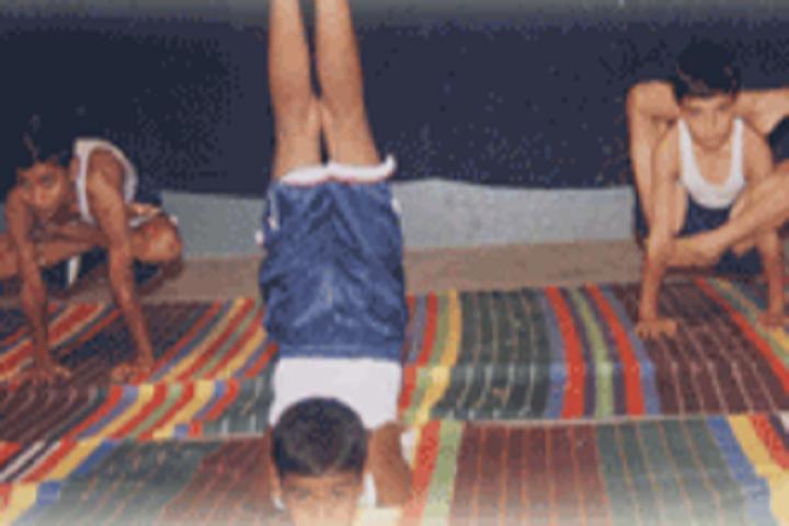 Arambagh High School-Yoga