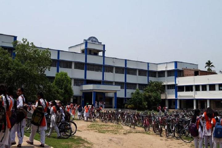 Bora Madhusudan Balika Vidyalaya-Campus-View