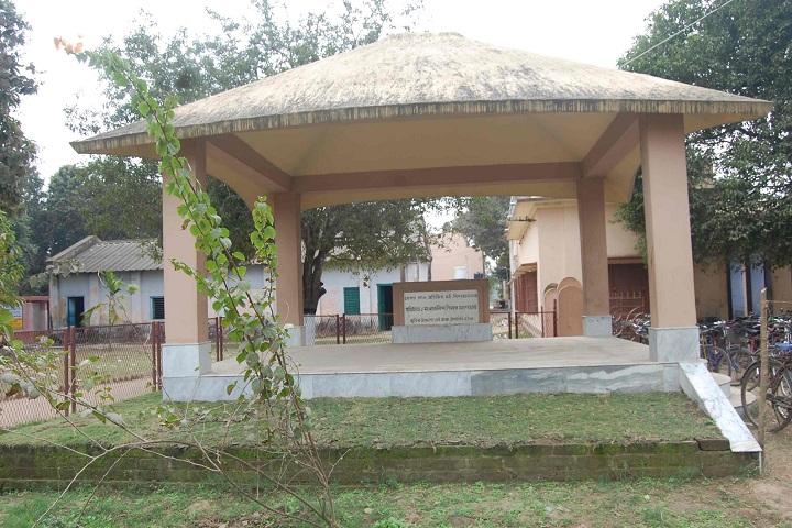 Dasghara High School-Campus Front View