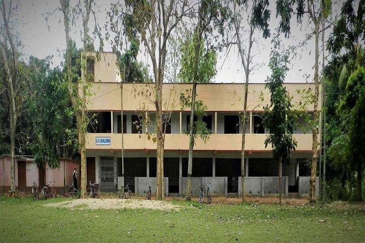 Dasghara High School-College Building