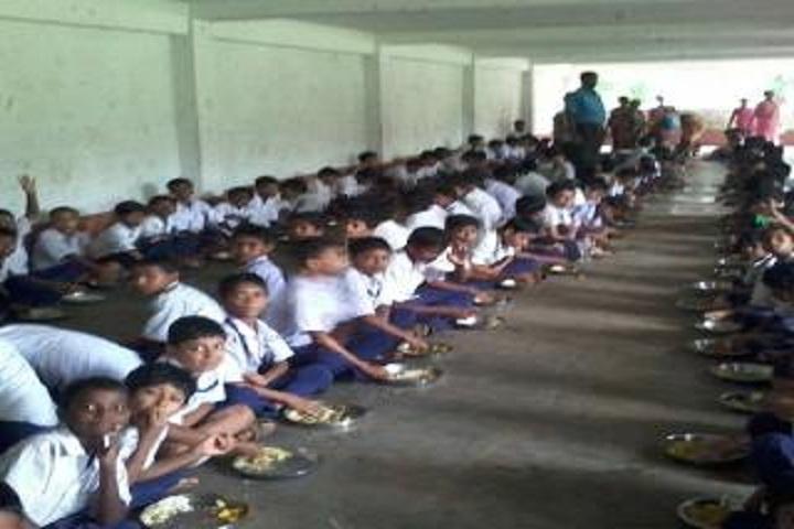 Dasghara High School-Mid Day Meal