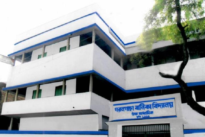 Garalgacha Balika Vidyalaya-Campus-View