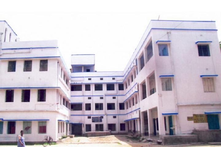 Garalgacha Balika Vidyalaya-College Building