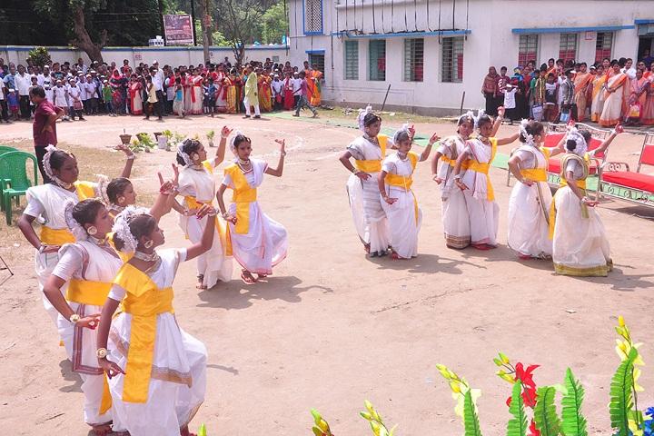 Garalgacha Balika Vidyalaya-Dance