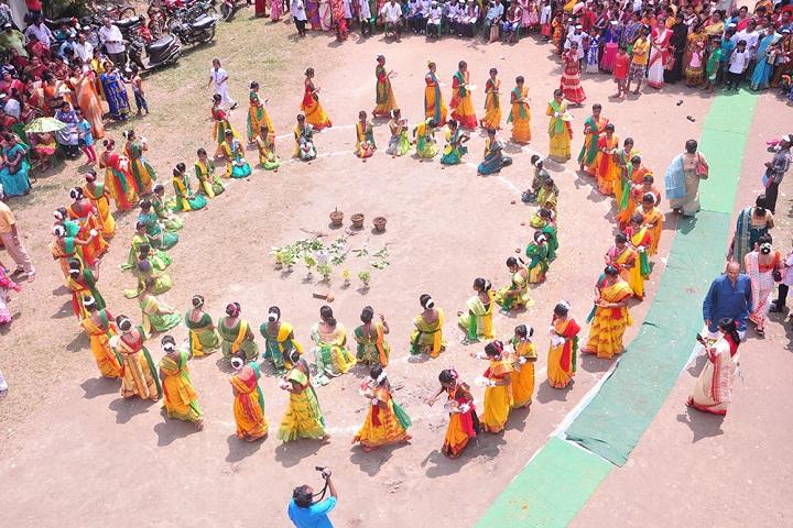 Garalgacha Balika Vidyalaya-Festival