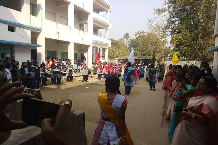 Garalgacha Balika Vidyalaya-Programme
