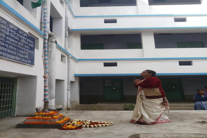 Garalgacha Balika Vidyalaya-Republic Day