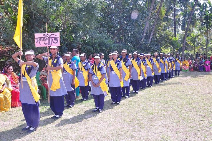 Garalgacha Balika Vidyalaya-Sports Day