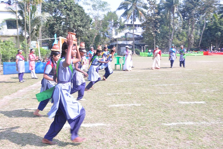 Garalgacha Balika Vidyalaya-Sports