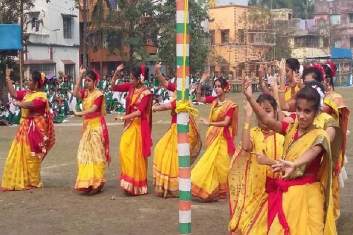 Nabagram Hirala Paul Balika Vidyalaya-Dance