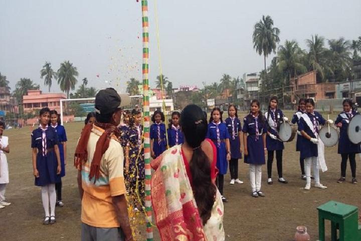 Nabagram Hirala Paul Balika Vidyalaya-Sports Day Inauguration