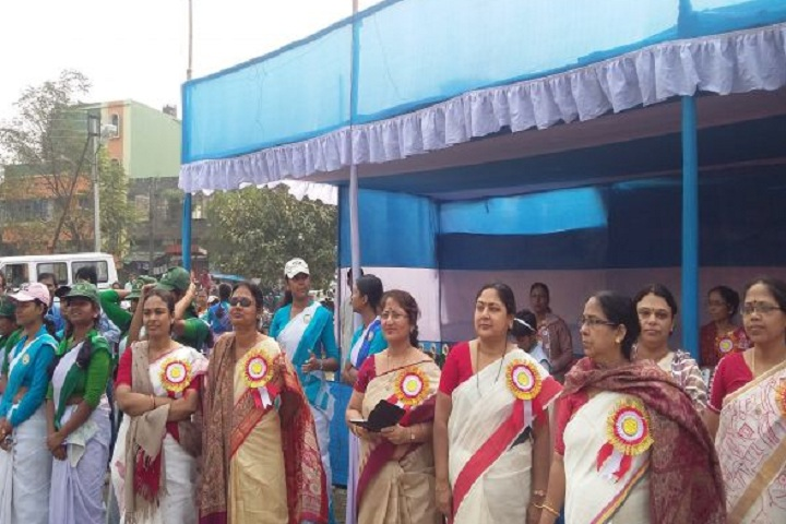 Nabagram Hirala Paul Balika Vidyalaya-Sports Day