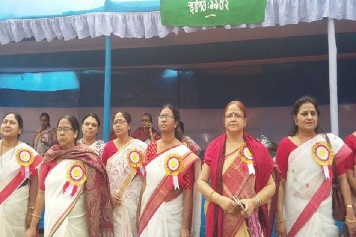 Nabagram Hirala Paul Balika Vidyalaya-Staff