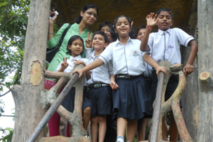 Rungta International School-Adventure Activity
