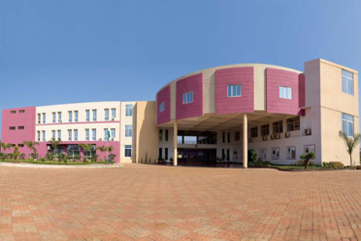 Rungta International School-Campus