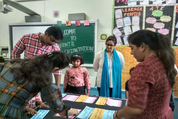 Rungta International School-Parent Orientation