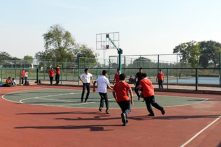 Rungta International School-Sports