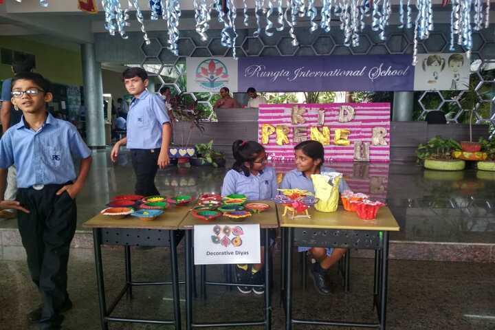 Rungta International School-School Exhibition