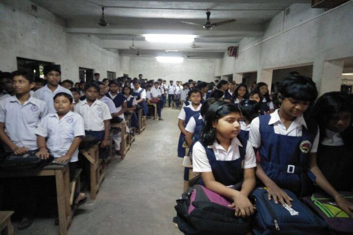Nandanpur High School-Classroom